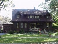 House in the Tudor Revival style