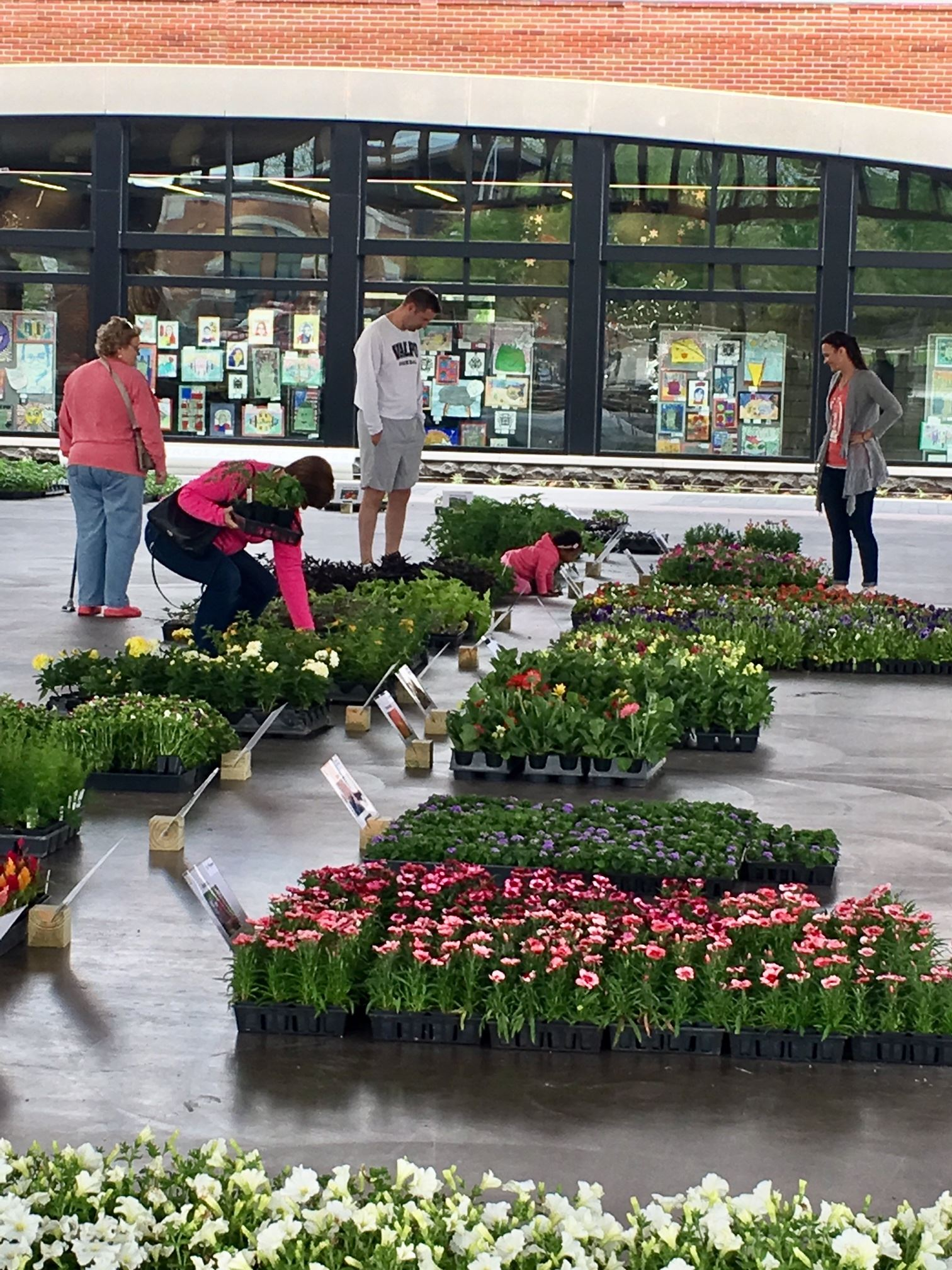 L1124 Annual Spring Plant & Flower Sale