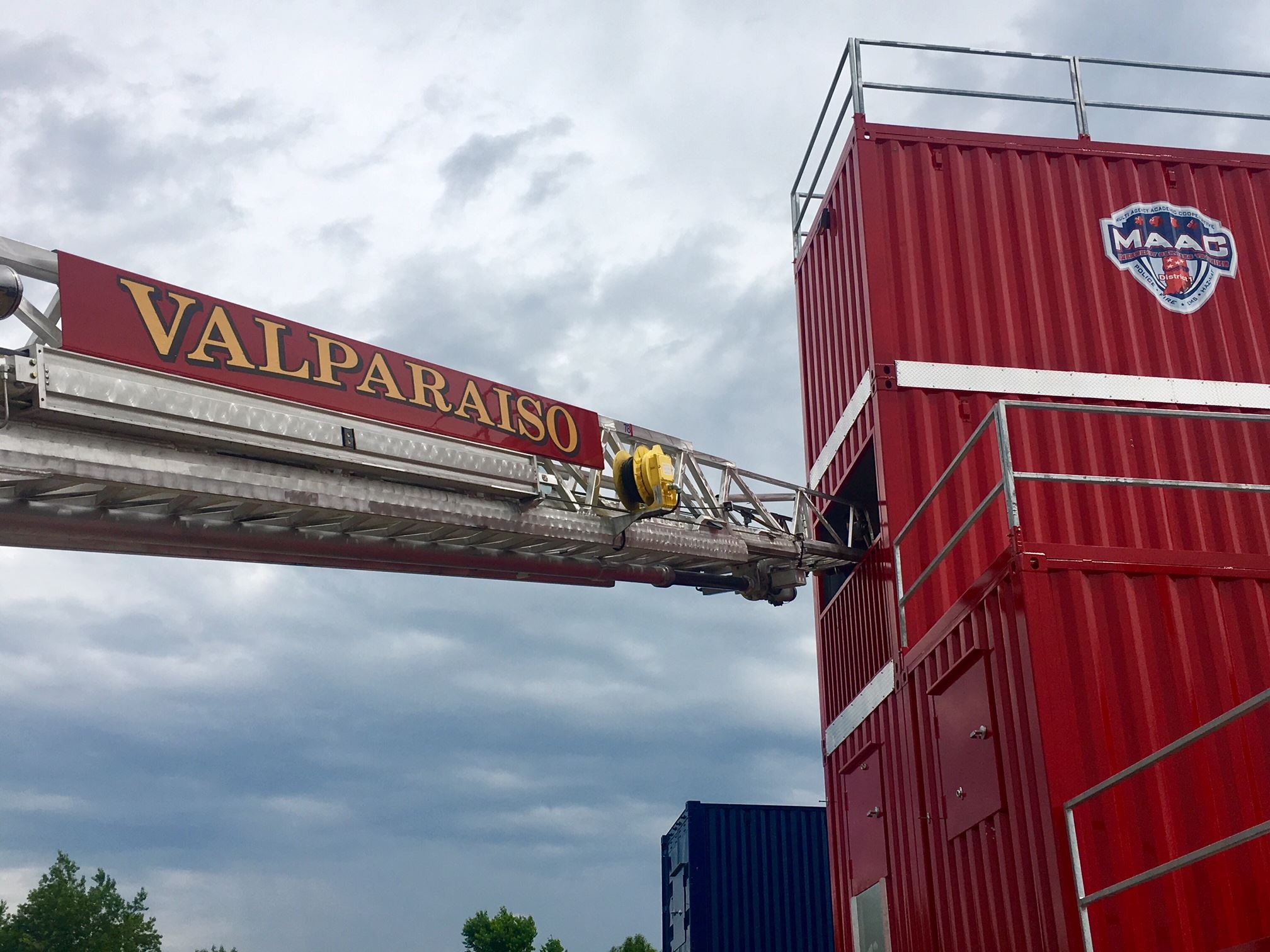 Ladder Training - MAAC