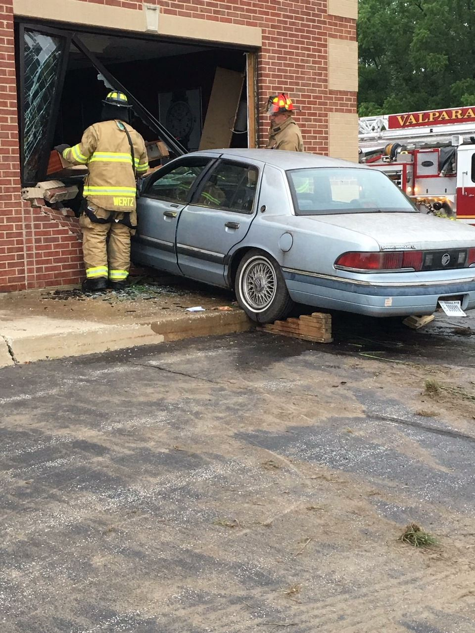 MVC into Building