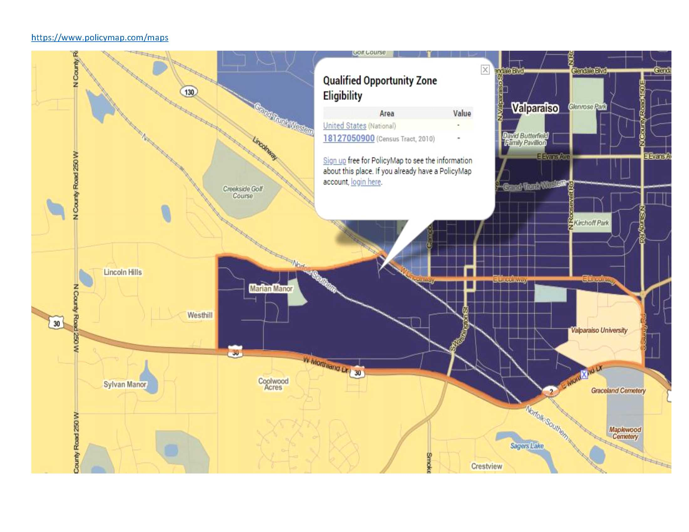 Opportunity Zone Map.pdf Opens in new window