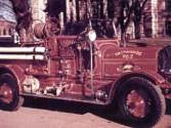 1923 Seagrave Return