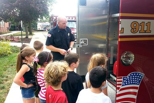 VFD Fire Prevention and Education