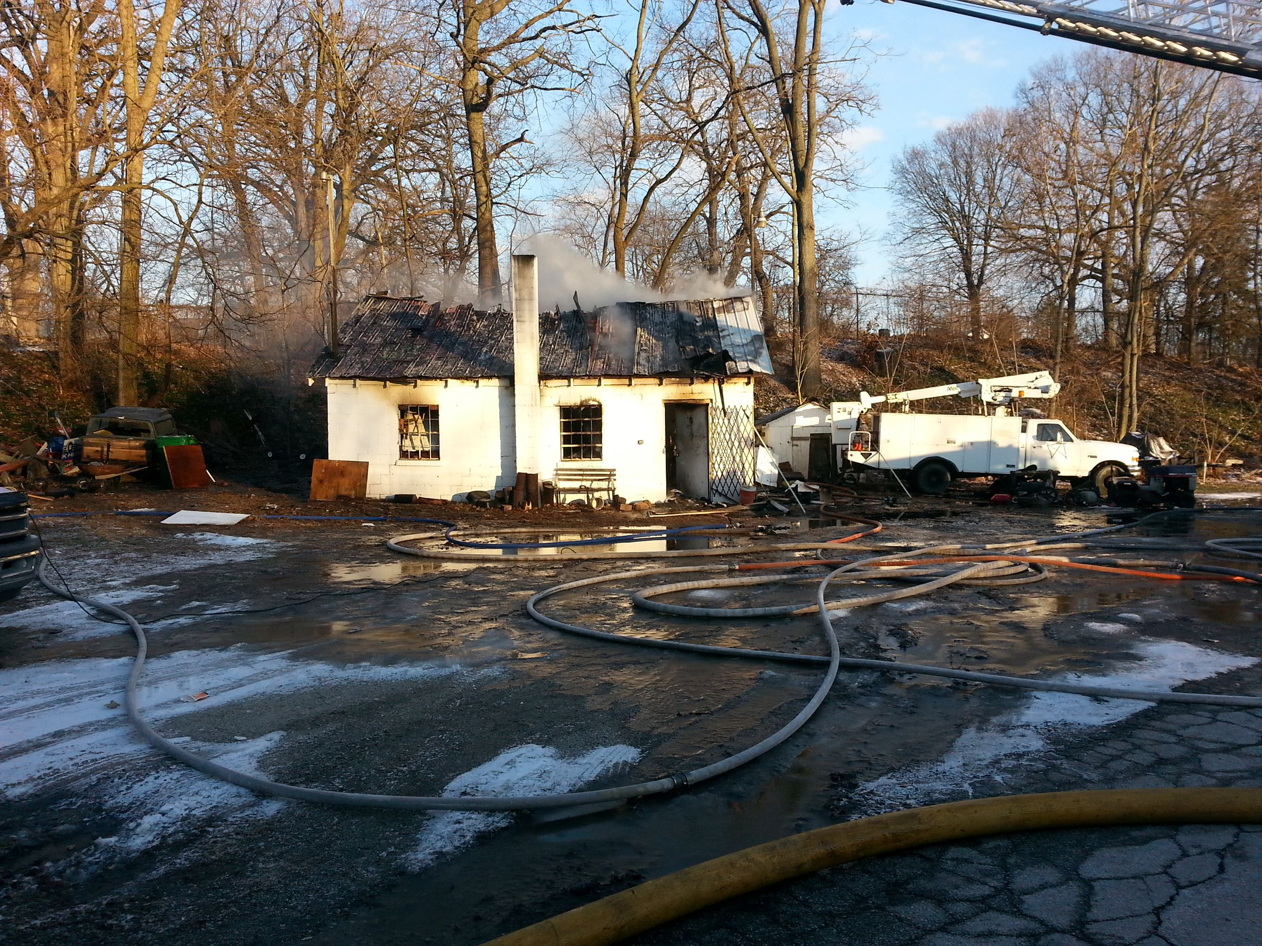 Axe Ave. Fire - 2013