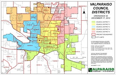 Member Information Districts Valparaiso In Official Website