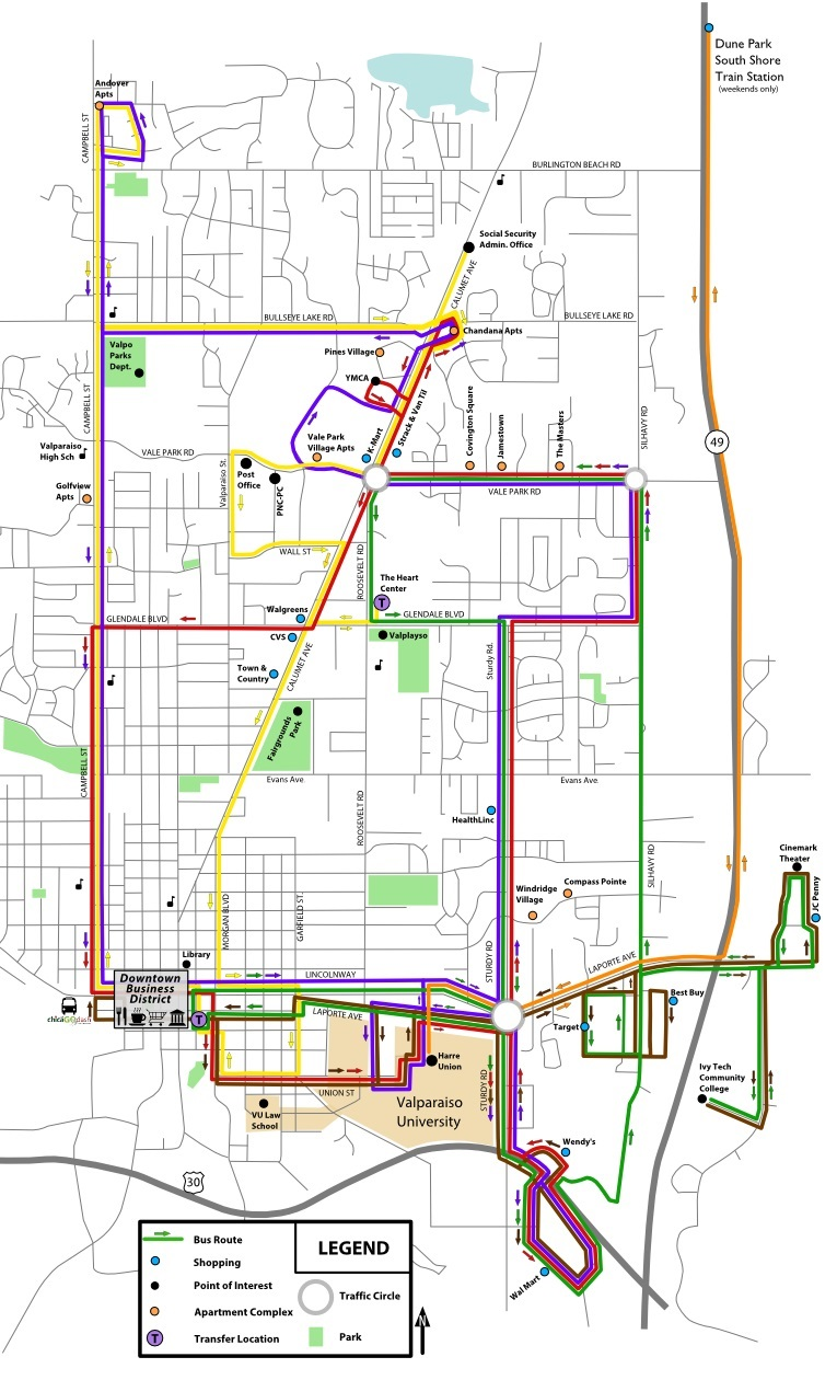 Route Map | Valparaiso, IN - Official Website on pine creek rd valparaiso indiana map, st. john on us map, manila street map, wheeling west virginia on us map, valparaiso indiana zip code map, toledo ohio on us map, valparaiso fl airport, indiana on usa map, valparaiso map google, columbus ohio on us map, ann arbor michigan on us map, large us road map, shannon drive valparaiso indiana map, city of crestview florida map, valparaiso florida map, downtown valparaiso indiana map, valparaiso university,