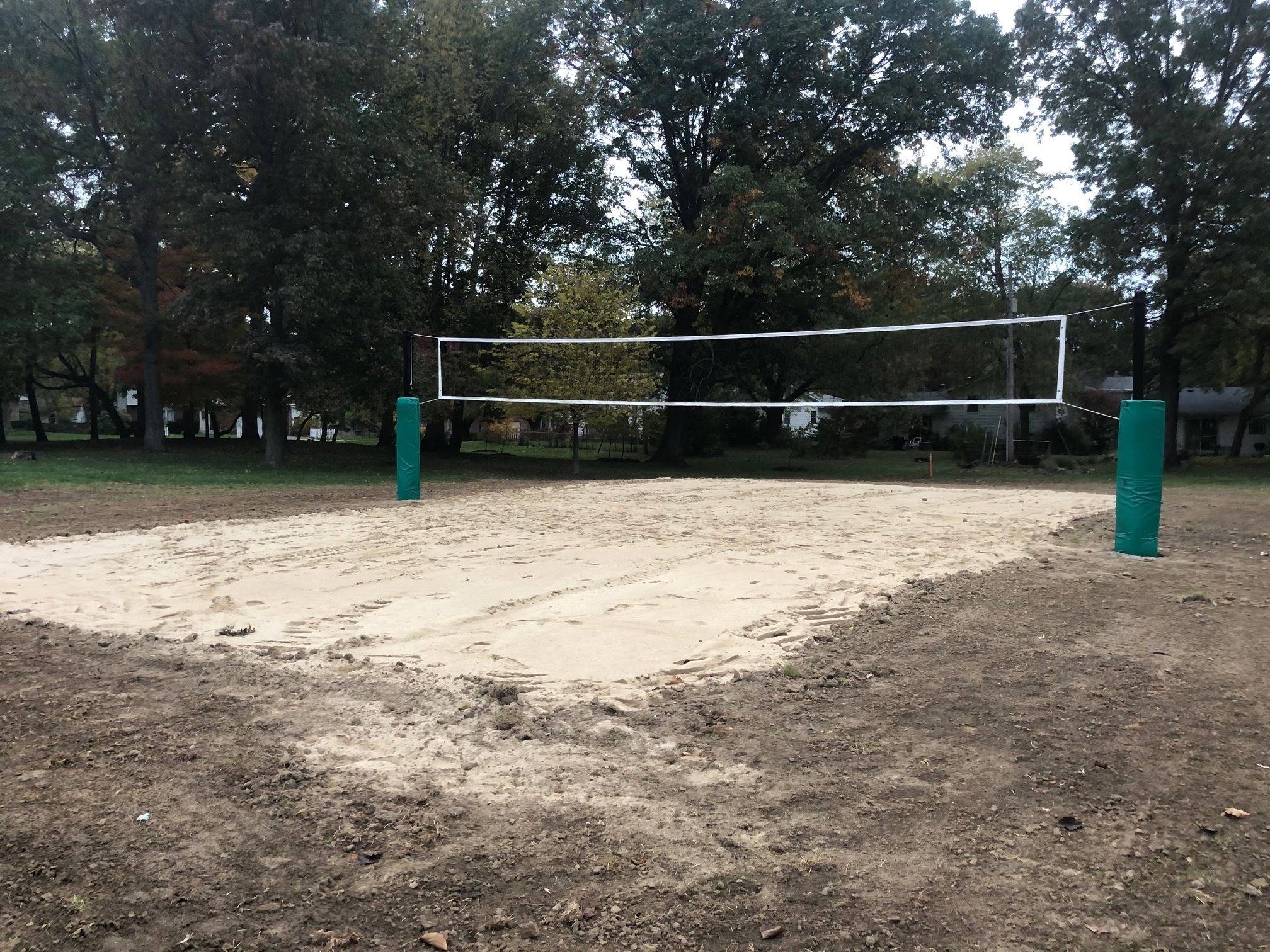 Berkley Park Volleyball