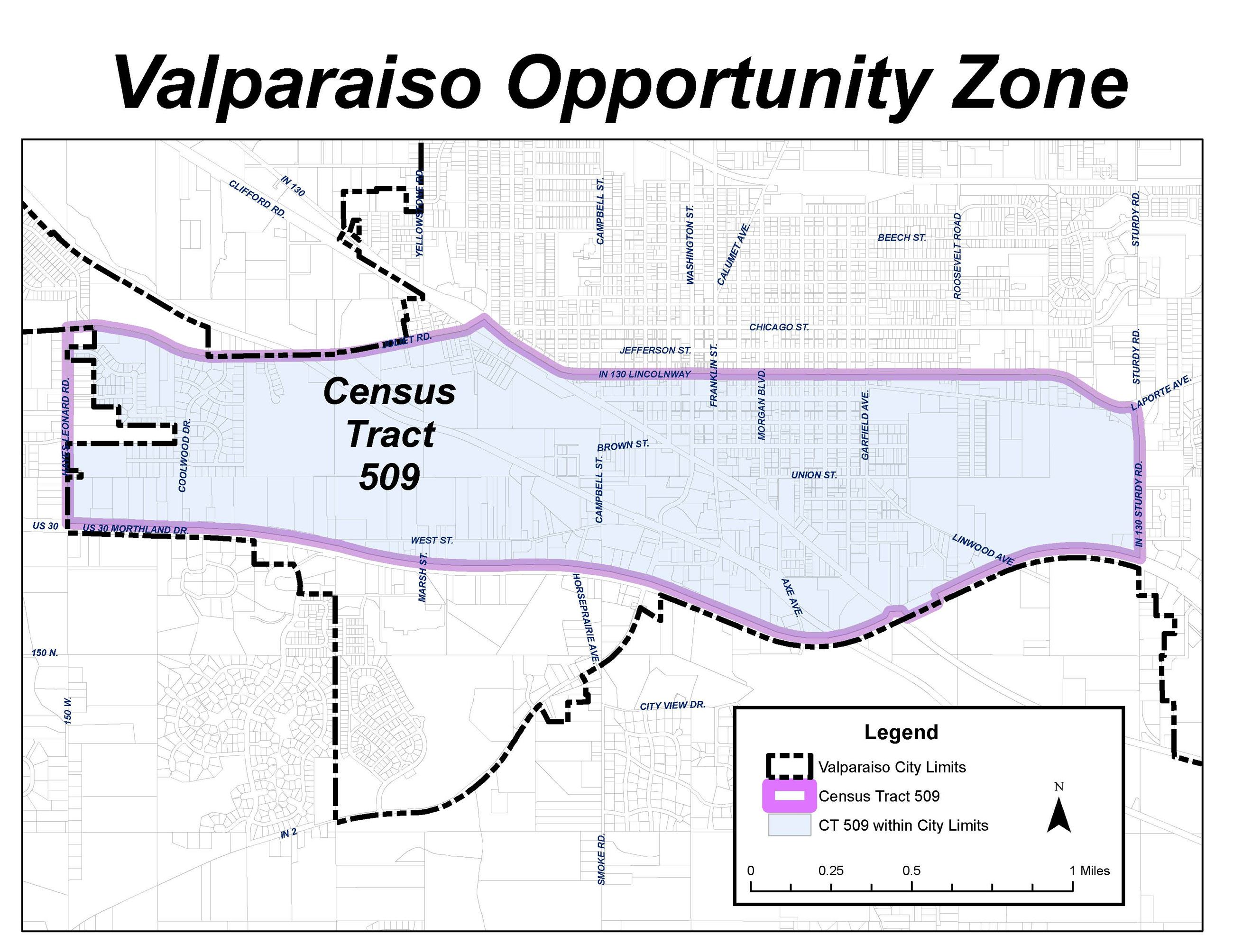 Valpo Opportunity Zone Jan 2019 Opens in new window