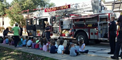 VFD Fire Prevention Tours and Education